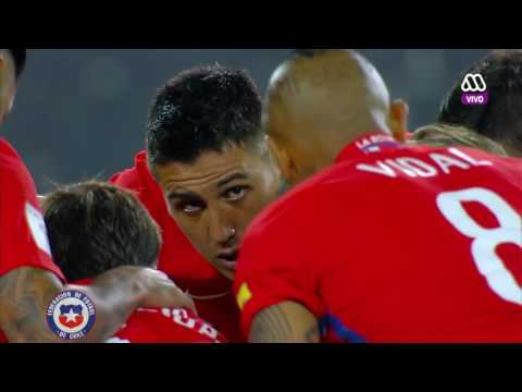 Chile vs Bolivia - Clasificatorias Rusia 2018