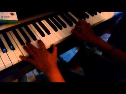 Chord Piano Vierra - Kesepian Aransemen
