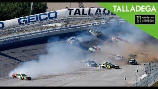 Monster Energy Nascar Cup Series- Full Race -Geico 500