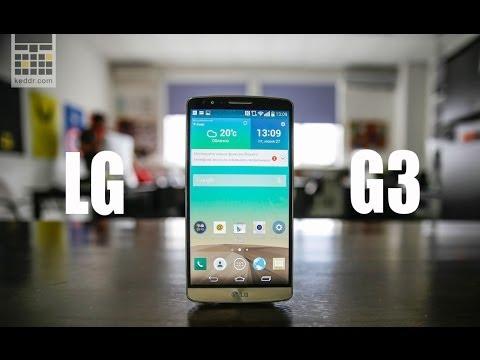 LG G3 - обзор смартфона от Keddr.com