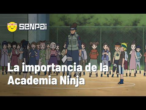 La importancia de la Academia Ninja para el mundo Shinobi | Senpai