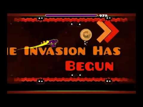 The Invasion - by Nik (Me) - [First 2 0 Level]