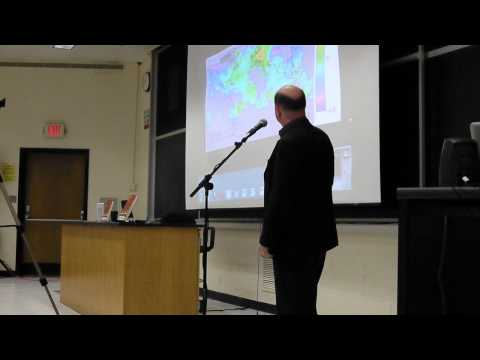Dr. Michael E. Mann Presentation ~ Suny Suffolk County Community College (Part I)