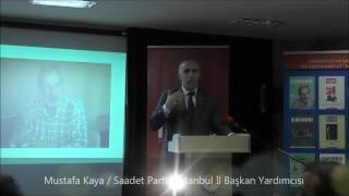 Gambar cover SP İl Başkan Yardımcısı Mustafa Kaya, Ali Nar Hocayı anlatıyor