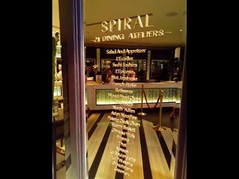 SPIRAL BUFFET - Sofitel Manila 2016
