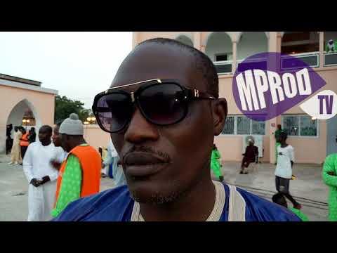 Alioune Mbaye Nder pleure Al Amine