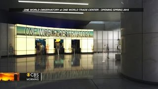 Virtual tour shows One World Trade Center observation deck