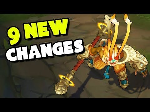 9 Changes Coming to League of Legends SOON! thumbnail