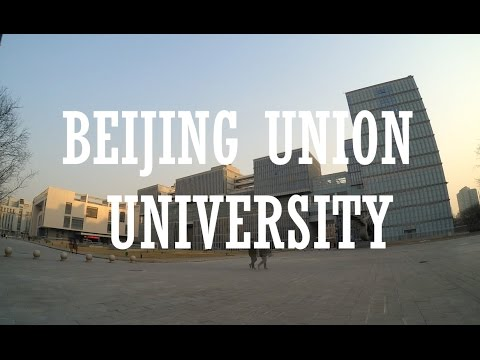 Beijing union University - Presentation (THAI) 联大