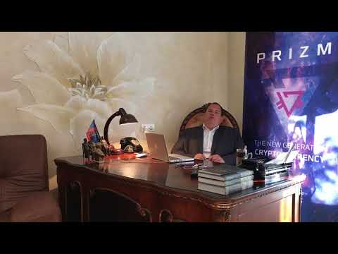 PRIZM VS  BITCOIN New World Financial System [English Subtitles]