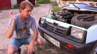 видео ВАЗ 1111 (ОКА)