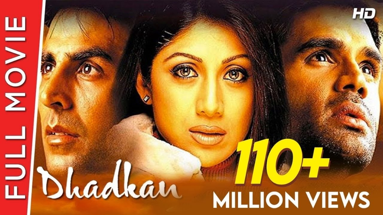 Dhadkan  Full Hindi Movie  Akshay Kumar, Shilpa Shetty -3910
