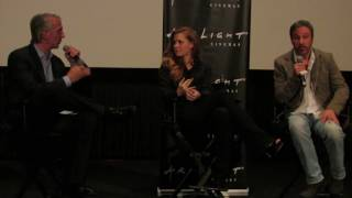 Arrival Q&A With Director Denis Villeneuve And Actress Amy Adams