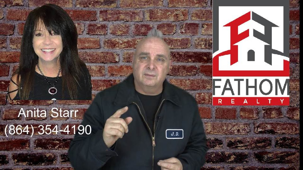 Funny Real Estate Commercial for Anita Starr with Fathom Reality