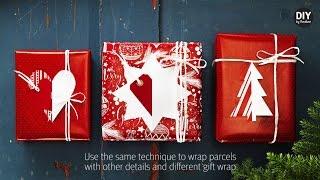 DIY by Panduro: Creative gift wrapping