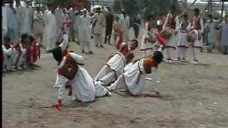 KHATTAK DANCE PESHAWER
