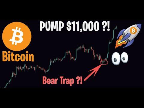 BITCOIN CORRECTION FINIE DIRECTION $11,000 ?! XRP PRÉPARE SON PUMP ?!! -Analyse Crypto Altcoin 19/02