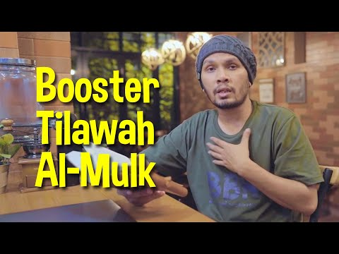 Booster Tilawah Al-Mulk