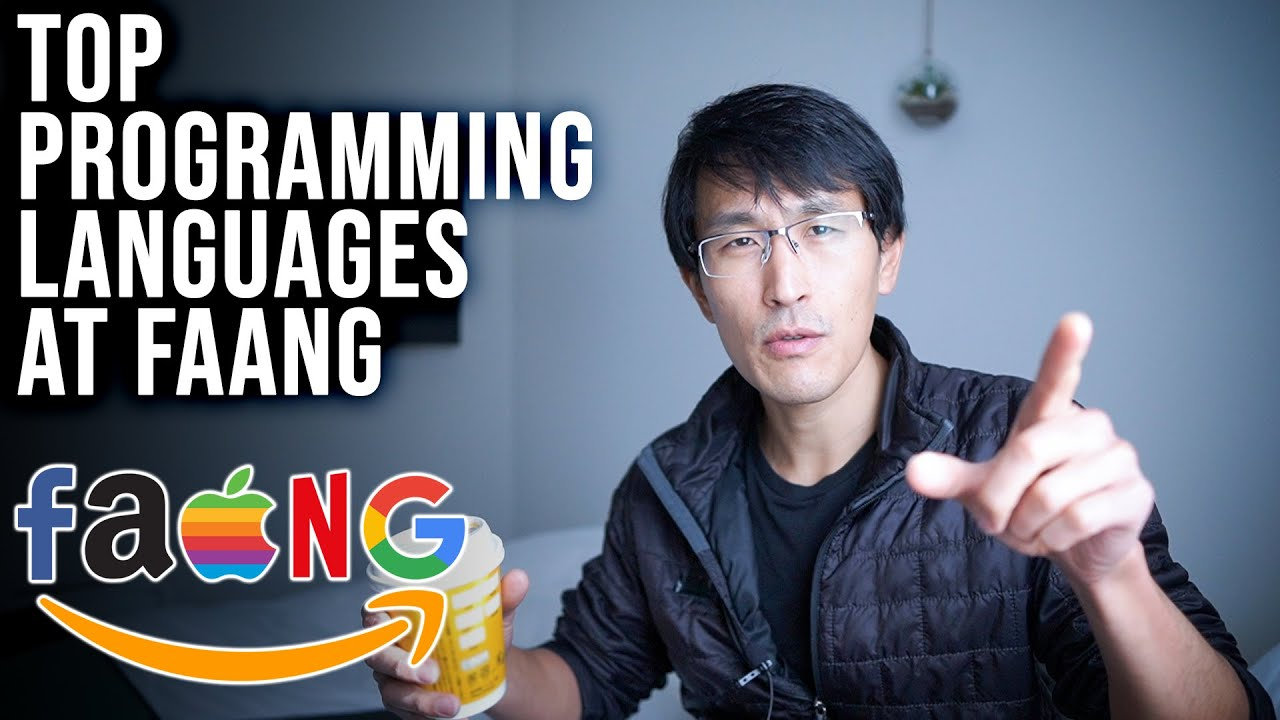 Top Programming Languages at FAANG (as an ex-Google tech lead)