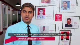 student testimonial amogh kolhapure