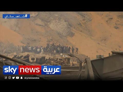 استمرار عمليات البحث عن ناجين في مرفأ بيروت  - نشر قبل 7 ساعة