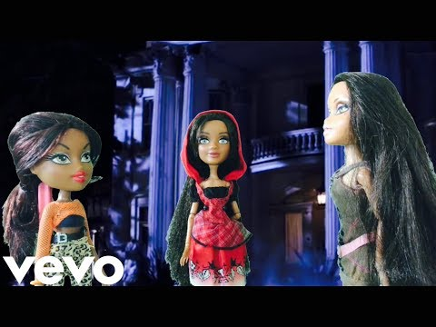 China Anne Mcclain - Calling all the monsters ft  Monster high ( Doll Halloween Stopmotion)