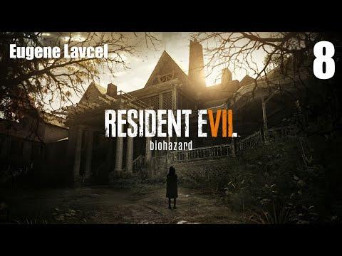 Прохождение Resident Evil 7: Biohazard - Часть 8