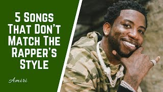 Download 5 Songs That Don't Match the Rapper's Style Mp3