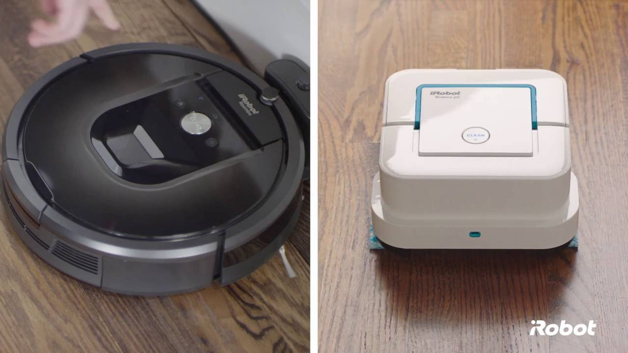 Your Partners For Clean Floors Roomba