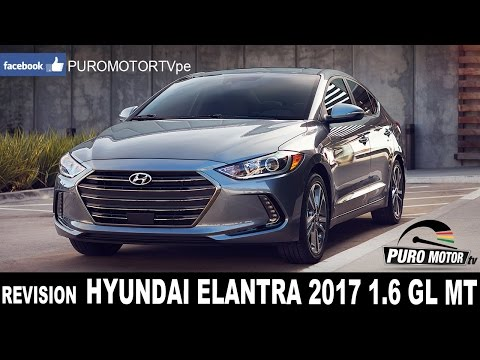HYUNDAI ELANTRA 2017 REVISION AUTOMOTORES GILDEMEISTER PUROMOTORTVPE