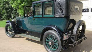 Lot 468 - 1919 Packard Twin Six 3-35 Custom Brougham Landaulet