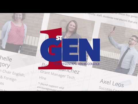 North Central Texas College First Generation Celebration
