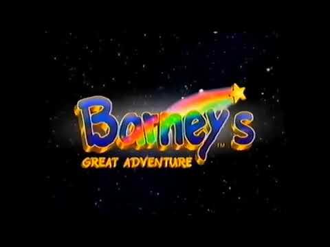 Barney's Great Adventure Trailer (UK version)