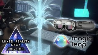 AR|VR|MR Mixed Reality News: MAGIC LEAP FOV Leaked, LEAP MOTION, ELON MUSK EP. 2