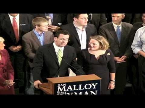 Dan Malloy speech
