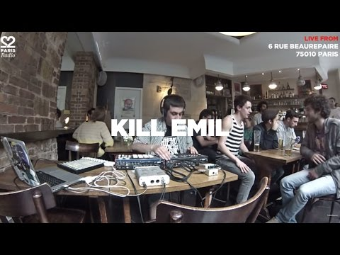 Kill Emil • MPC Live Set • Le Mellotron