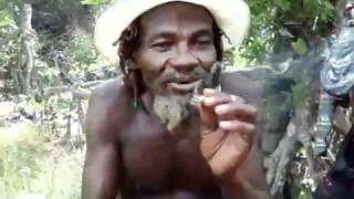 Jamaican Rasta Man good weed man