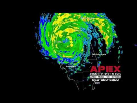 APEX Disaster Specialists - The Preferred Vendor for the Florida Panhandle