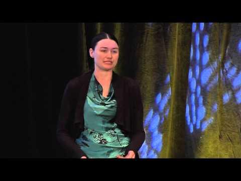Beyond buildings: Sara Beardsley and Chris Drew at TEDxIIT