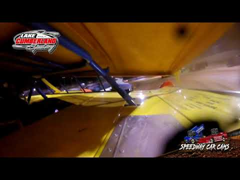 #17 Steve Stollings - Super Late Model - 8-25-18 Lake Cumberland Speedway - In Car Camera