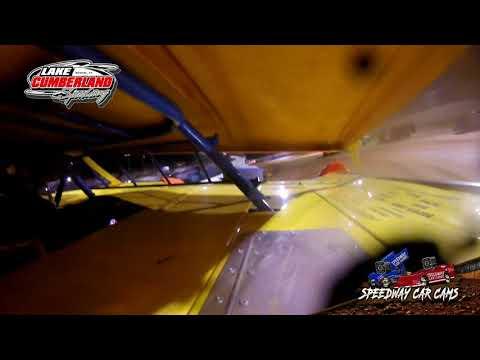 #17 Steve Stollings - Super Late Model - 8-25-18 Lake Cumberland Speedway - In Car Camera