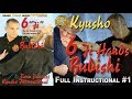Kyusho Jitsu, The 6 Ji Hands, Full Instructional Sequence
