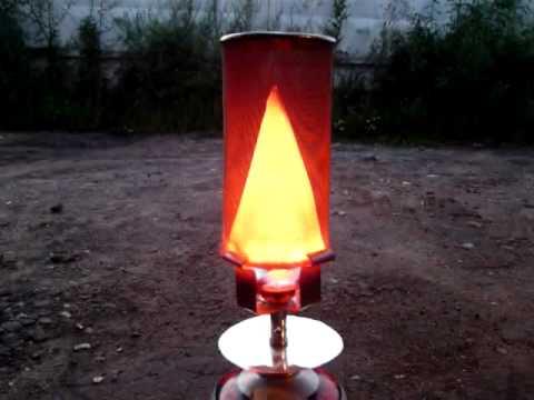Газовый инфракрасный обогреватель для палатки 29