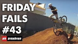 Friday Fails #43 | Pinkbike Mountain Bike Fails
