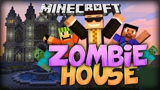 Minecraft Minigame: ZOMBIE HOUSE