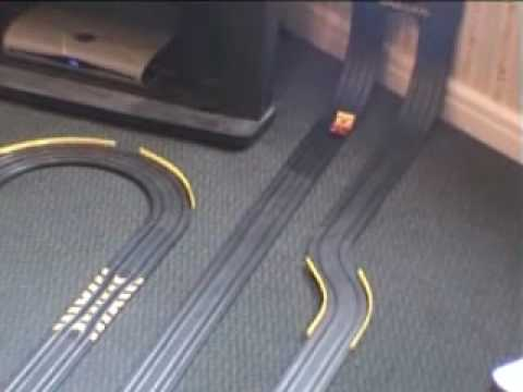 Micro Scalextric Take 1 Best Track so Far