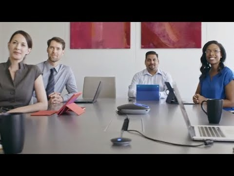 Logitech Video Conferencing: Easy, Affordable Systems With HD Audio & Video