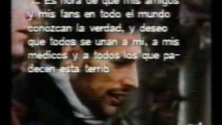 Muerte de Freddie Mercury Parte 3