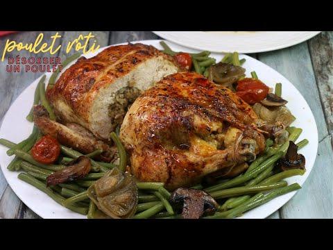 poulet-rôti-désossé-et-farci