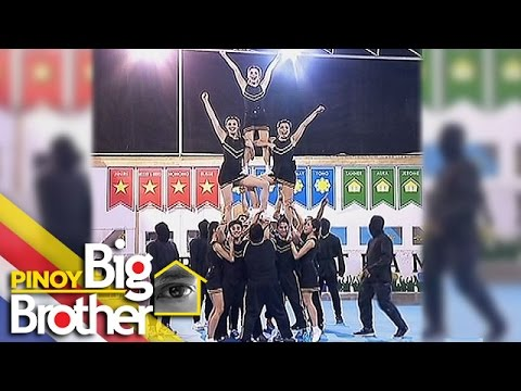 PBB 7 Day 188: Dream Team Cheering Squad Full Performance